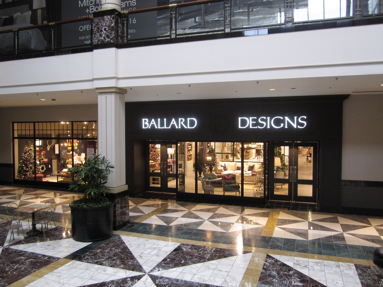 ballard designs king of prussia pa impact storefront designs. Black Bedroom Furniture Sets. Home Design Ideas