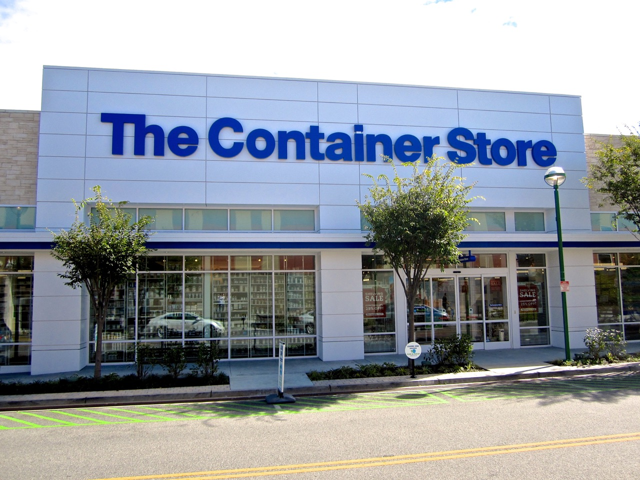 The container store yonkers ny impact storefront designs - Container store home ...