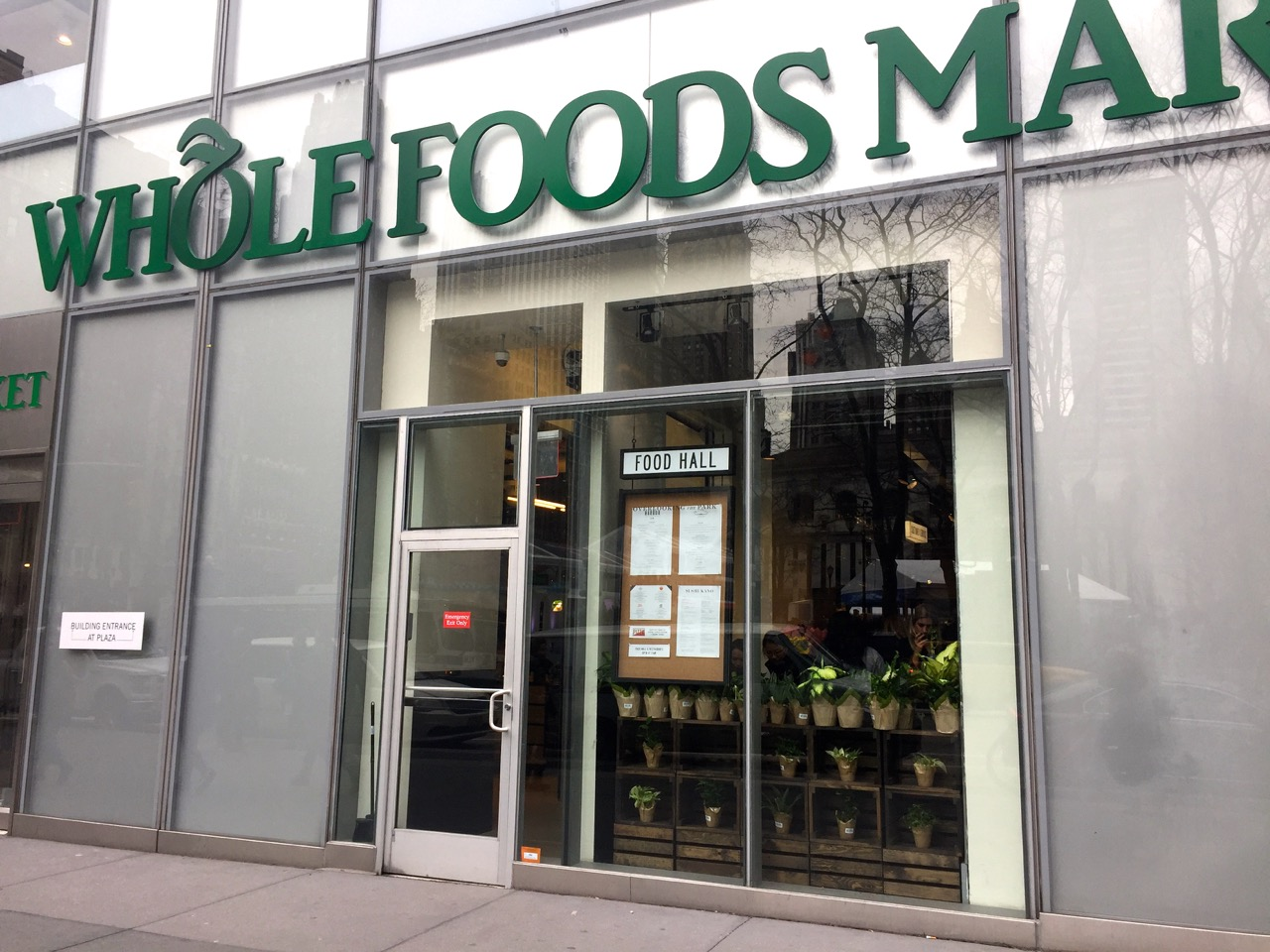 Whole Foods Bryant Park Nyc Impact Storefront Designs